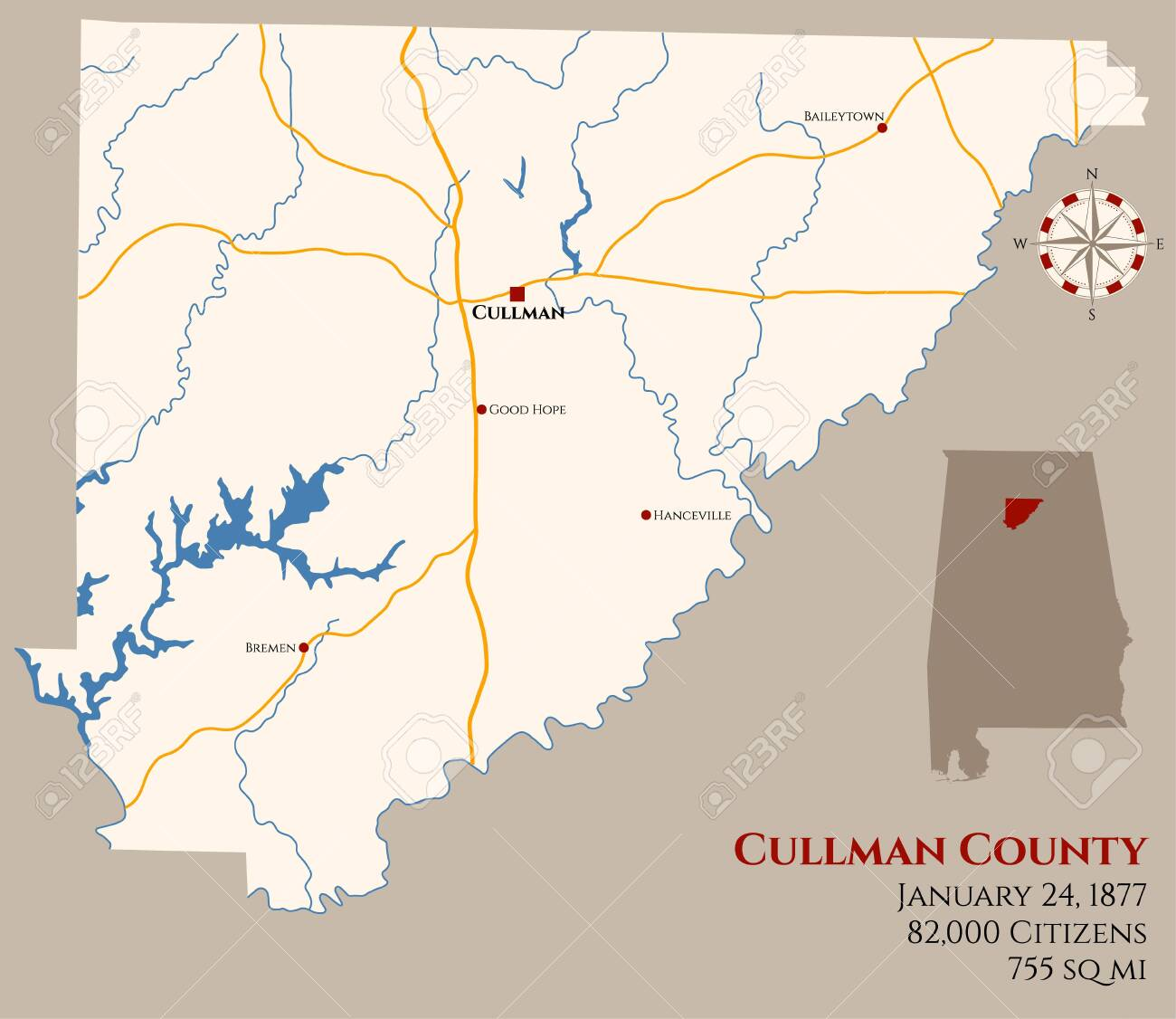 Large and detailed map of Cullman County in Alabama, USA on map of nevada usa, map of georgia usa, map of st. vincent and the grenadines, map of america usa, map of san antonio usa, map of northeastern usa, map of northwestern usa, map of midwest states usa, map of southern usa, map of the south usa, map of carolinas usa, map delaware usa, map arkansas usa, map of washington dc usa, map of richmond usa, map of mexico usa, map of southeast usa, map of boston usa, colorado map usa, map of pacific northwest usa,