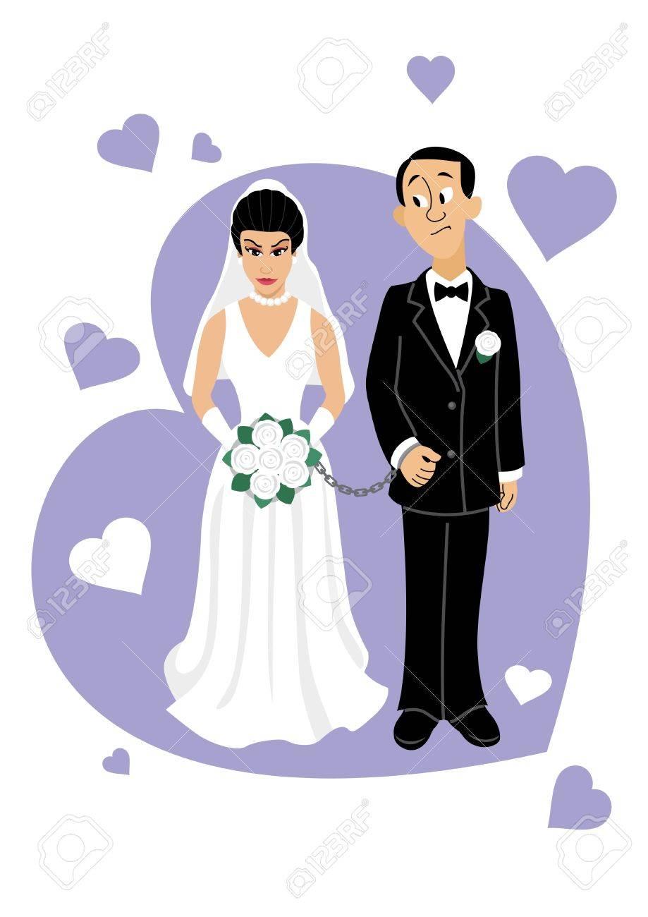 A young Asian couple. Stock Vector - 5669368
