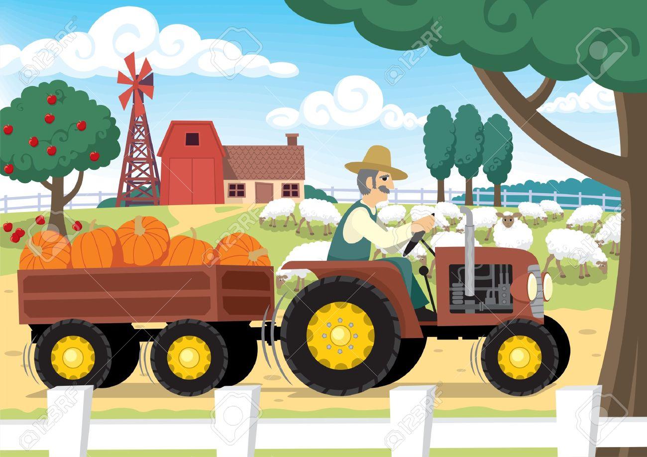 Old Macdonald Had A Farm Royalty Free Cliparts Vectors And Stock Illustration Image 6840436