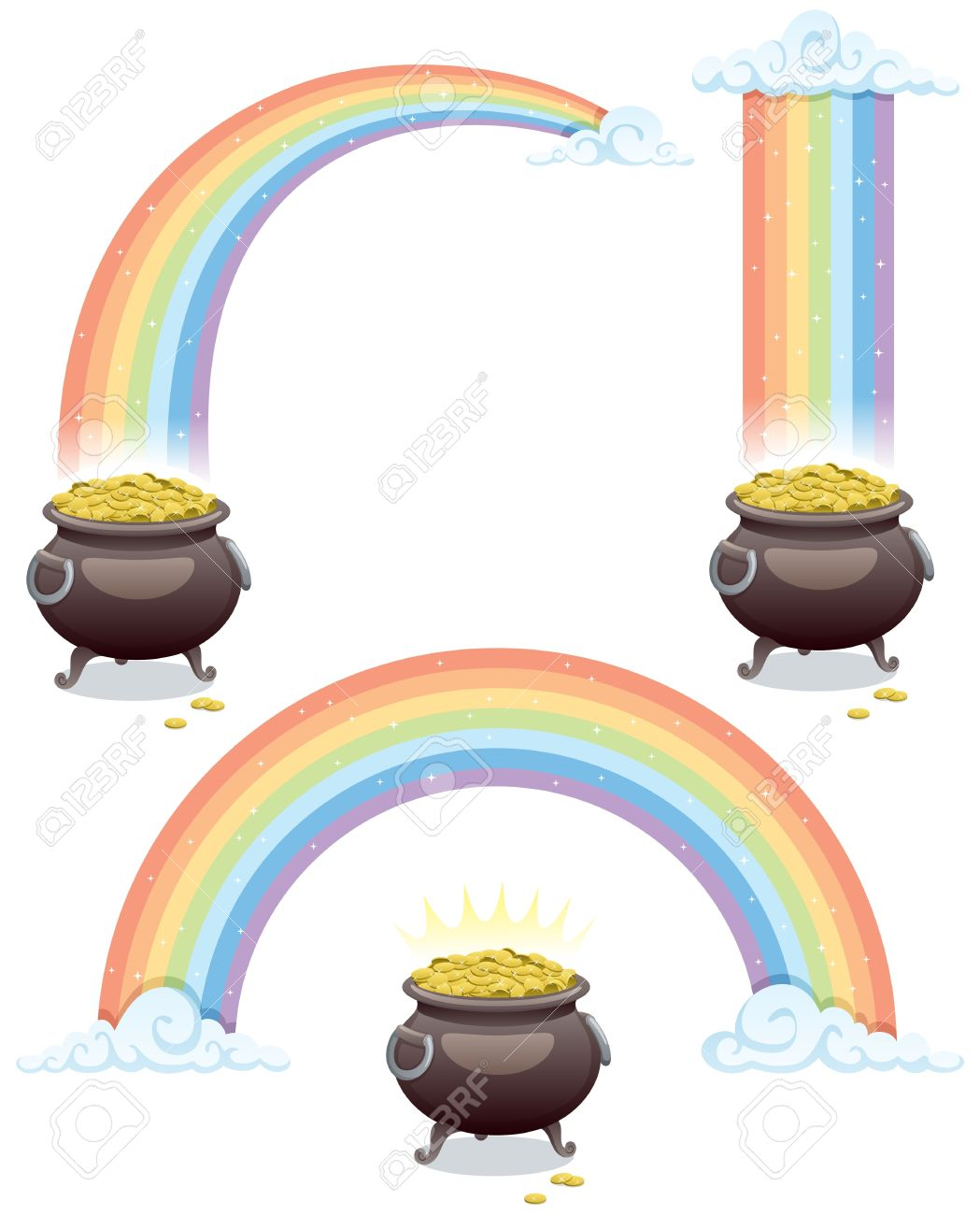 pot of gold images u0026 stock pictures royalty free pot of gold