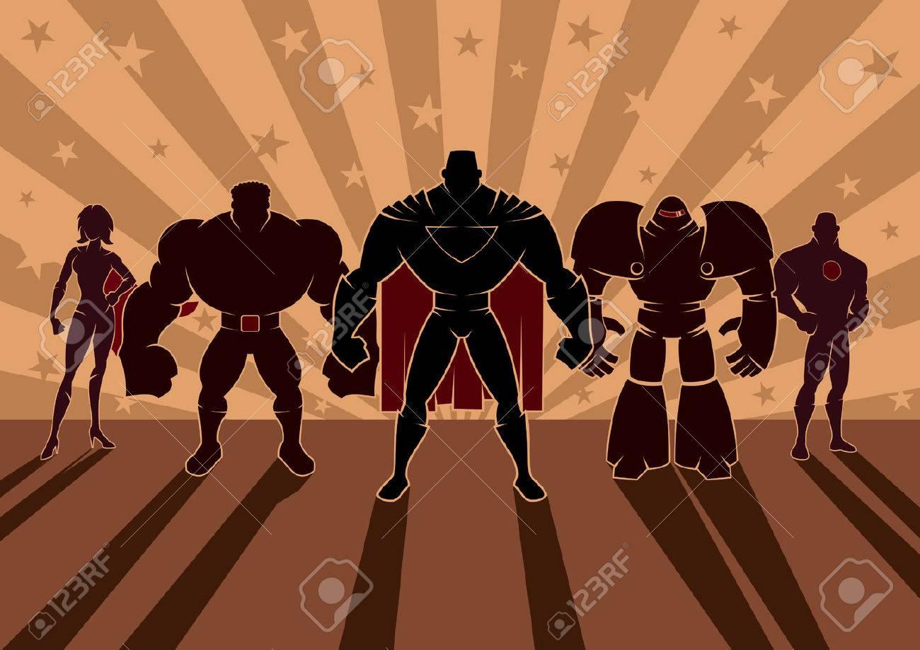 Team of heroes - 23104316