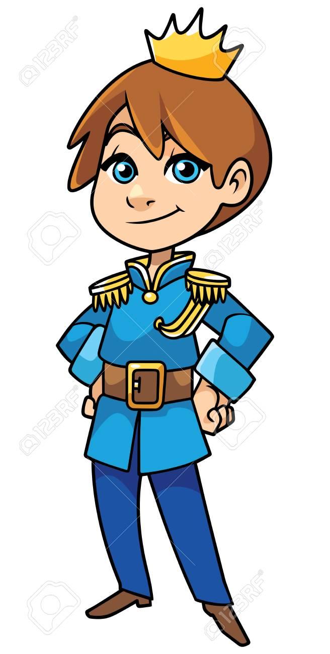 príncipe adulto valientes dibujos animados