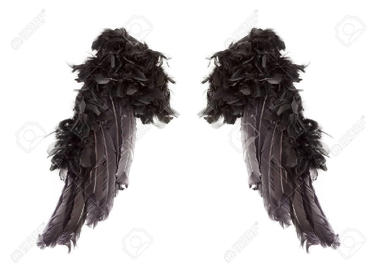Dark angel wings - 34448588