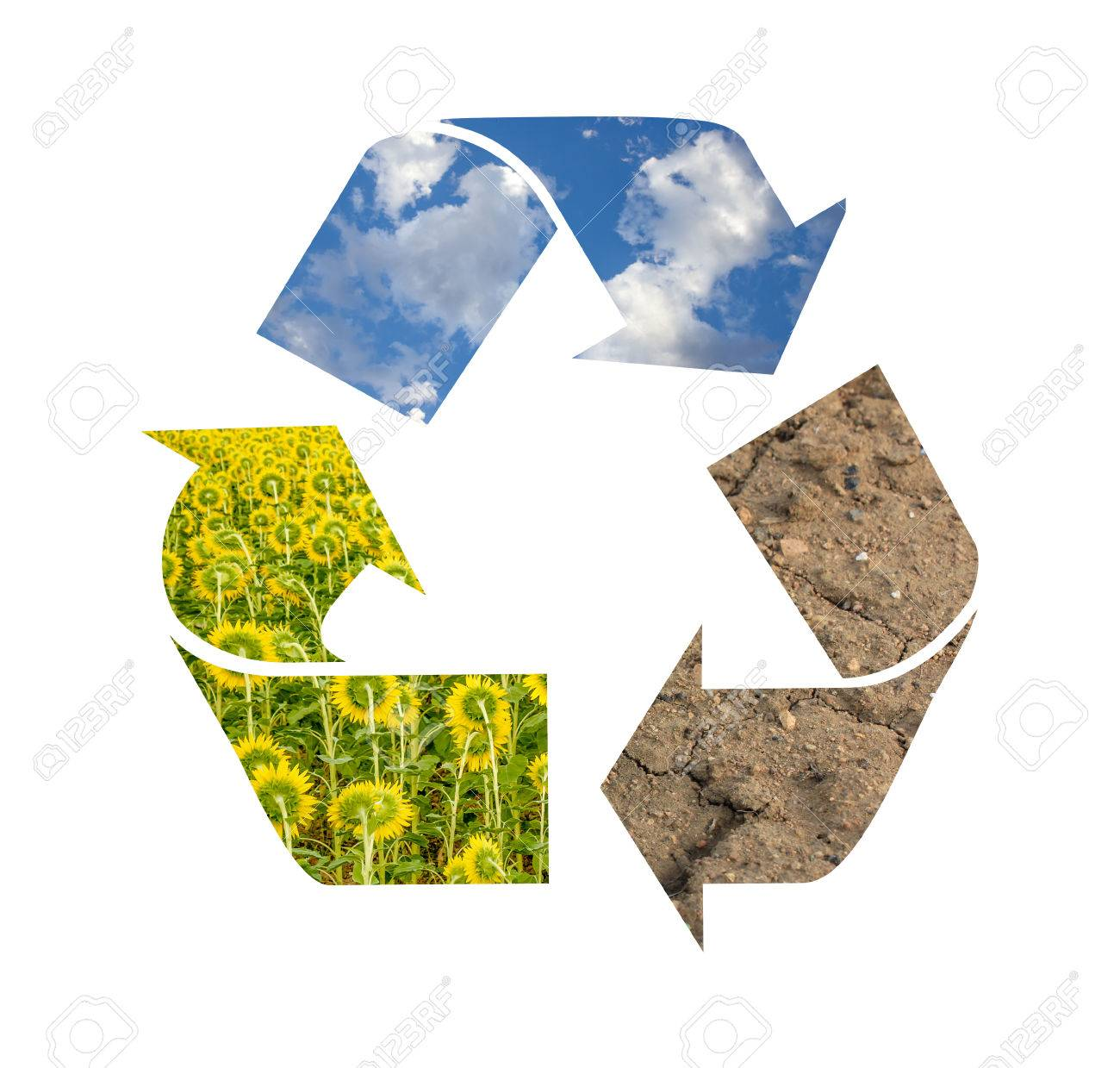 Recycling symbol - 37506230