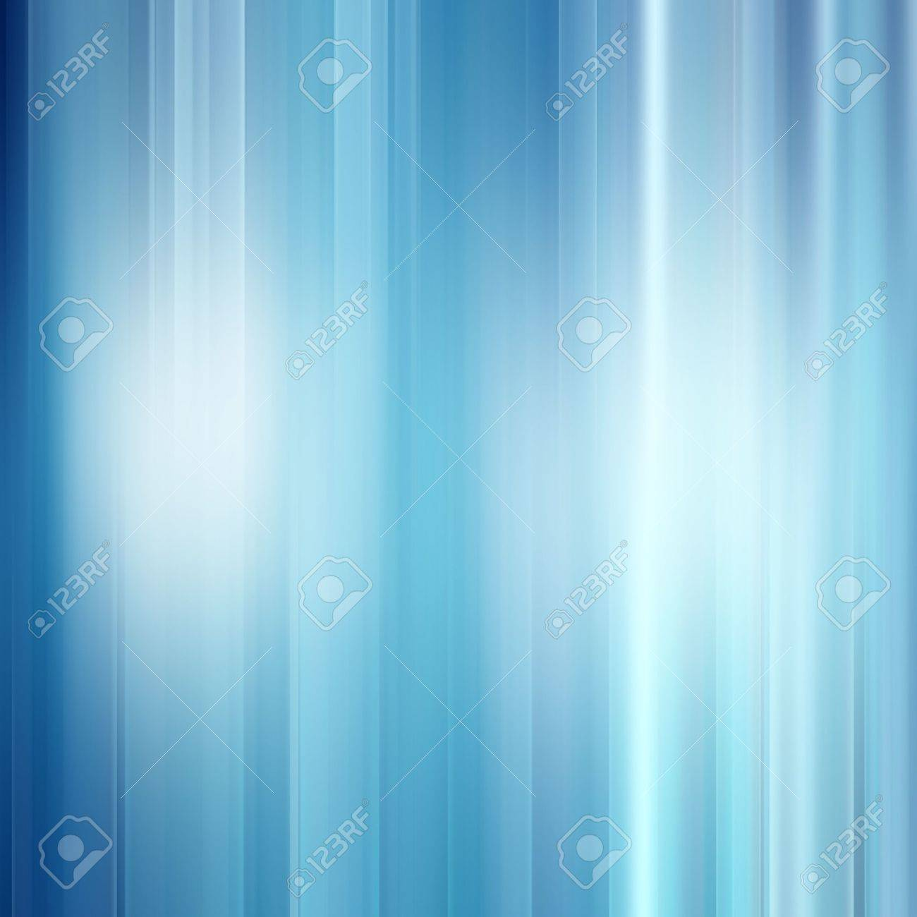 Abstract blue background  - business card Stock Photo - 18709166