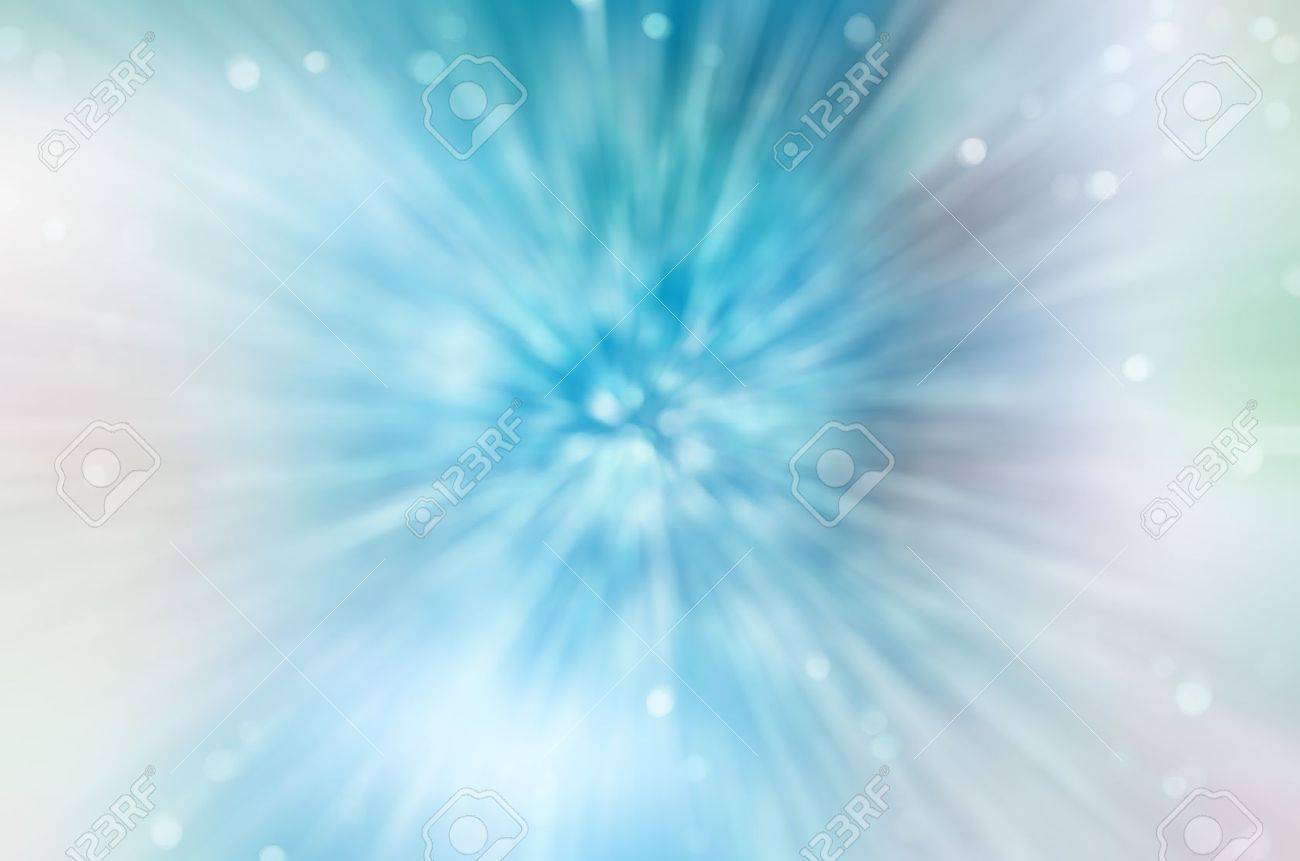 Beautiful abstract background, soft blurred rays of light, speed effect, bokeh lights. Stock Photo - 19684895