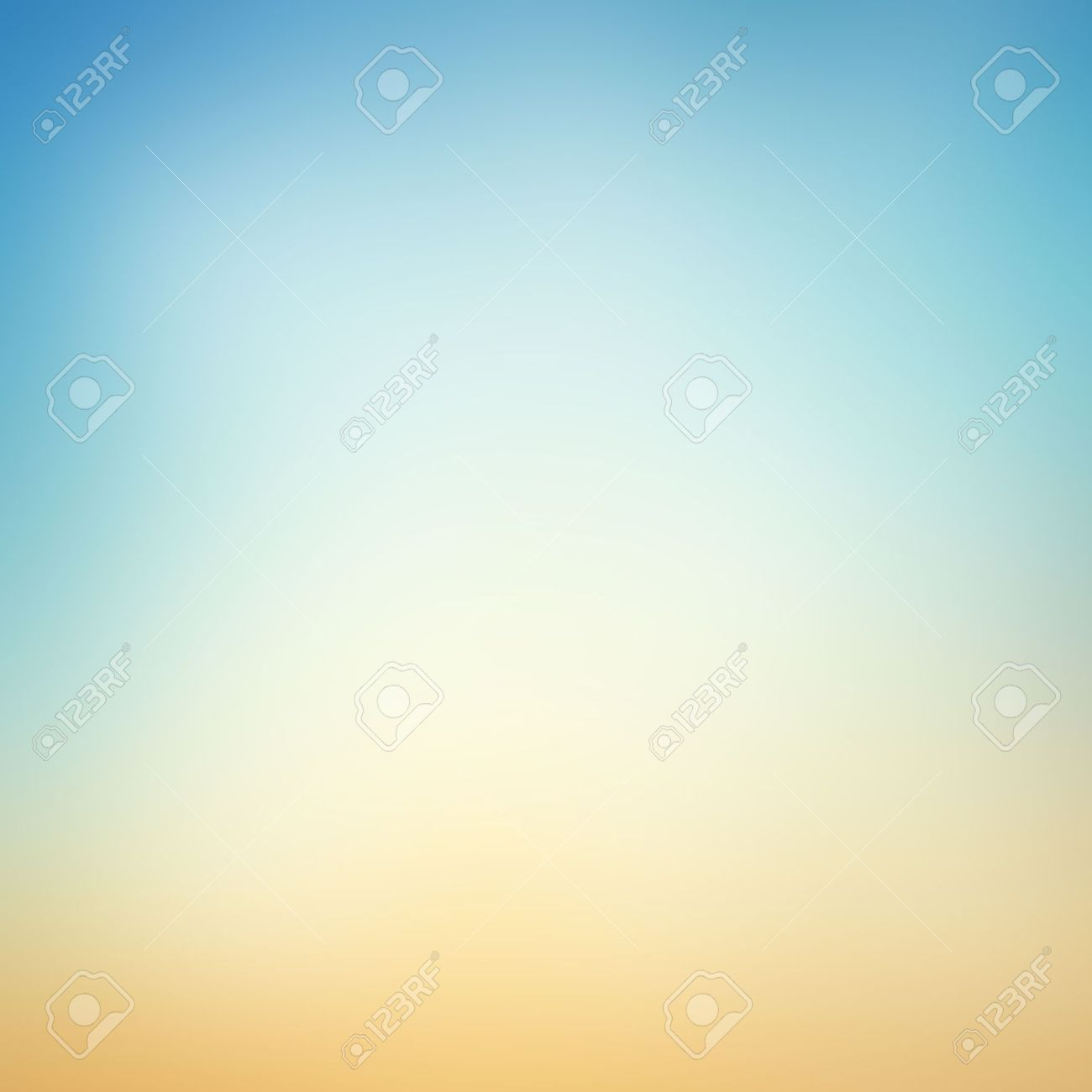 background color gradient from blue to orange - 46921520