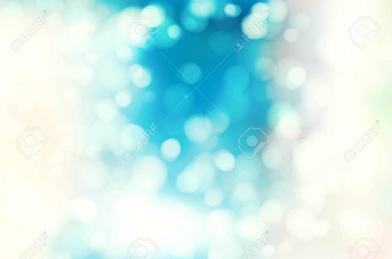 Soft Color Background With Natural Bokeh Abstract Gradient Desktop