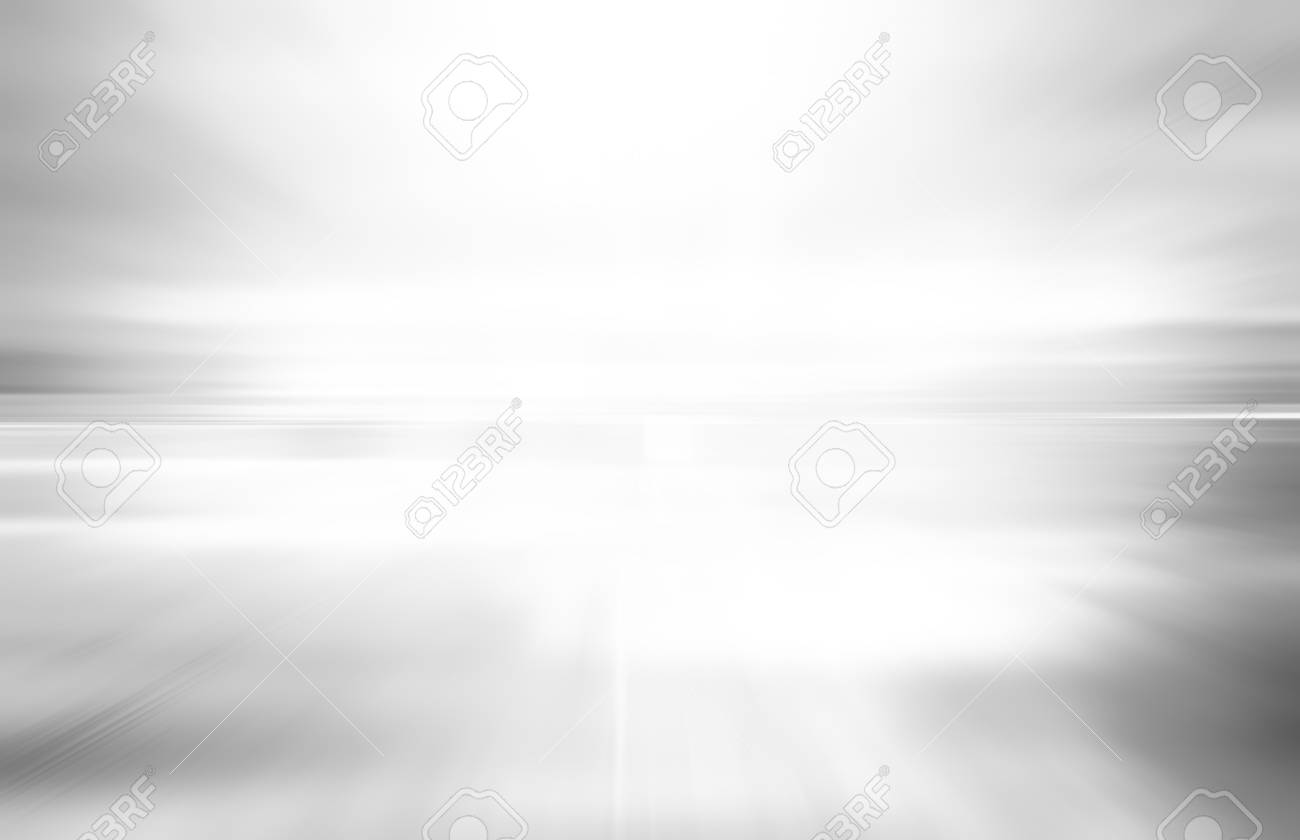 gray technology abstract motion background of speed light - 124627211