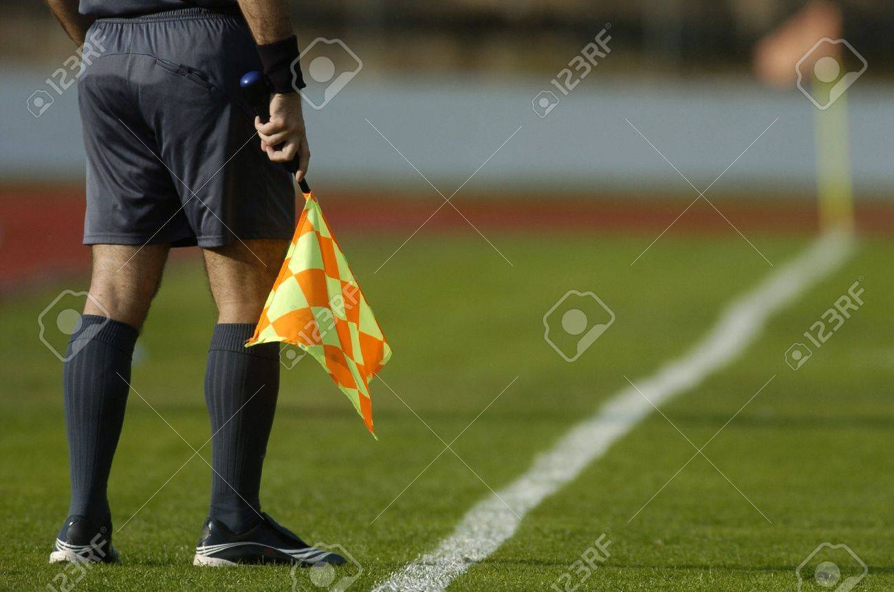 assistant referee - 3780430