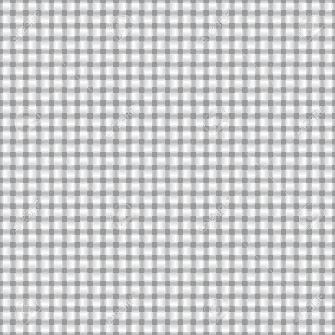 Patrón De Costura Sin Fisuras. Blanca Textil Evenweave Ilimitada ...