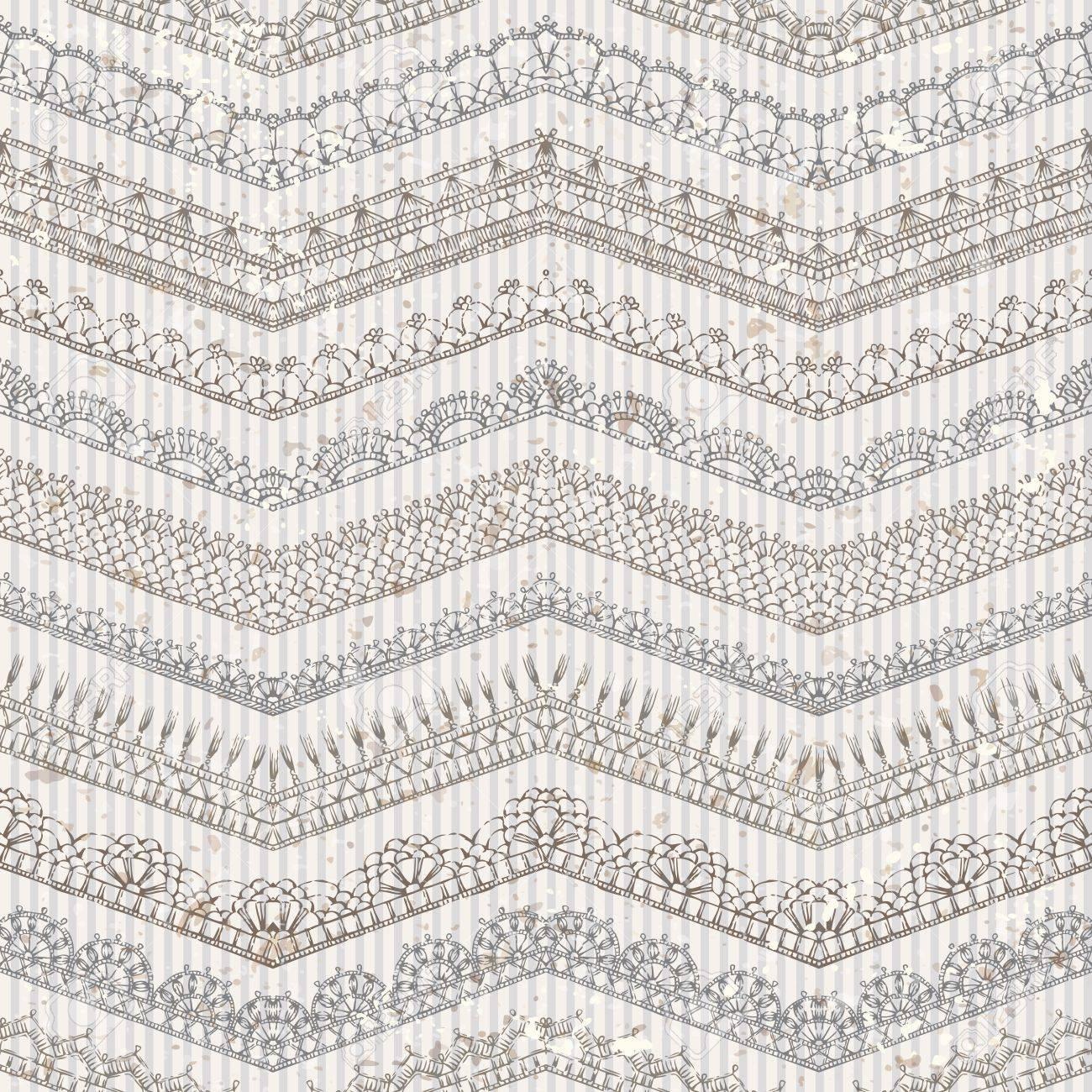 Exelent Spitzehäkelarbeit Muster Adornment - Decke Stricken Muster ...