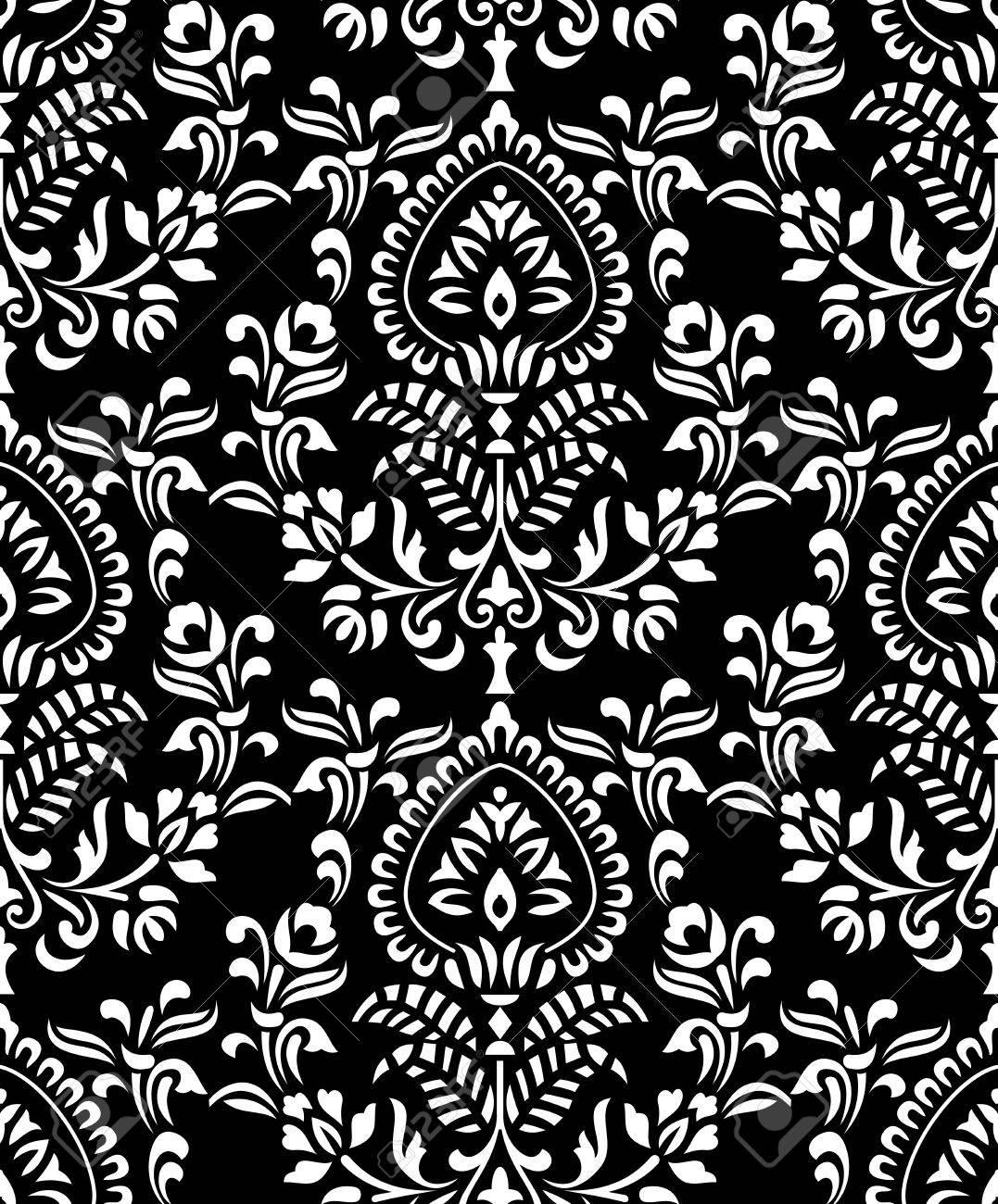 Royal seamless wallpaper Stock Vector - 16250373