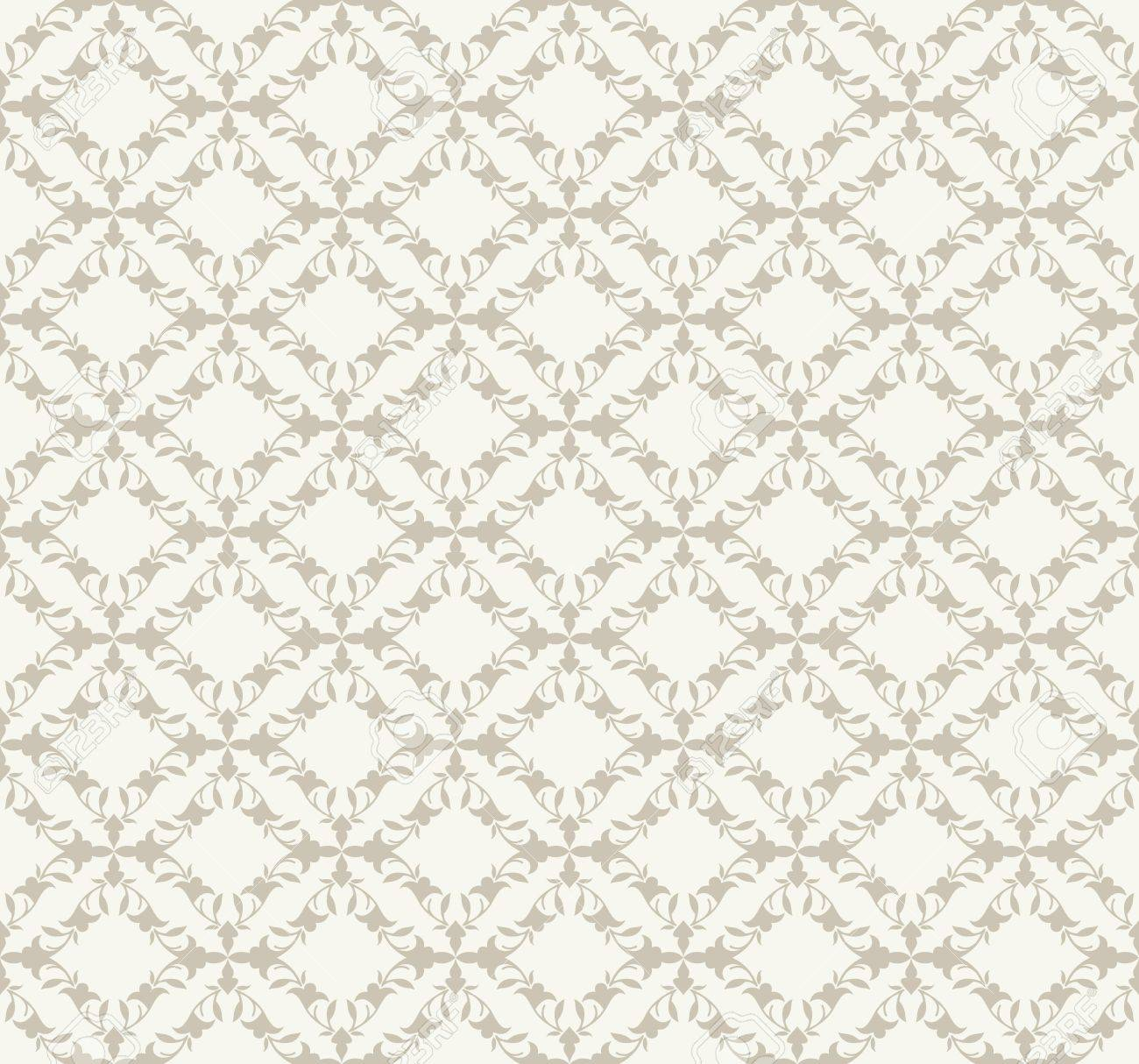 Fancy Wallpaper Seamless Fancy Wallpaper And Background Royalty Free Cliparts