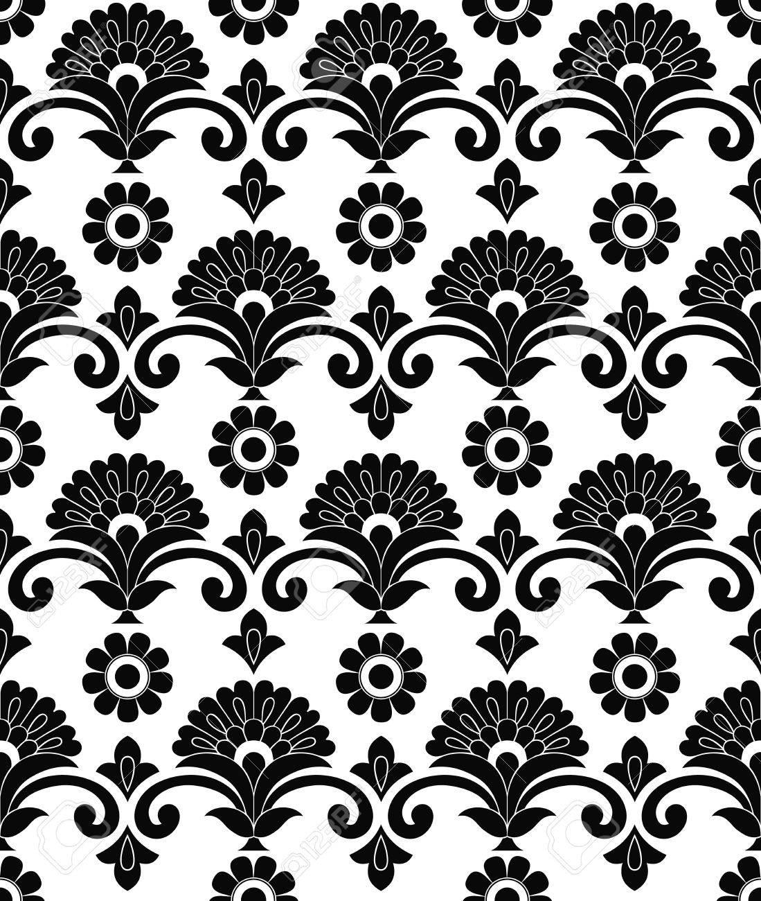 Floral seamless design Stock Vector - 26582366