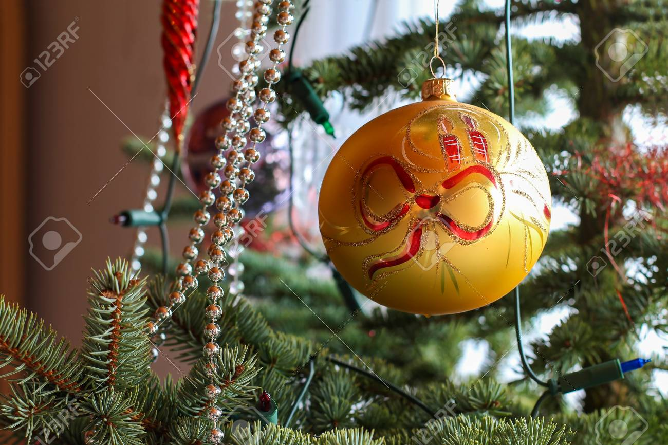 Weihnachten Spielzeug / Schöne Weihnachten und Neujahr Szene Standard-Bild - 88210014