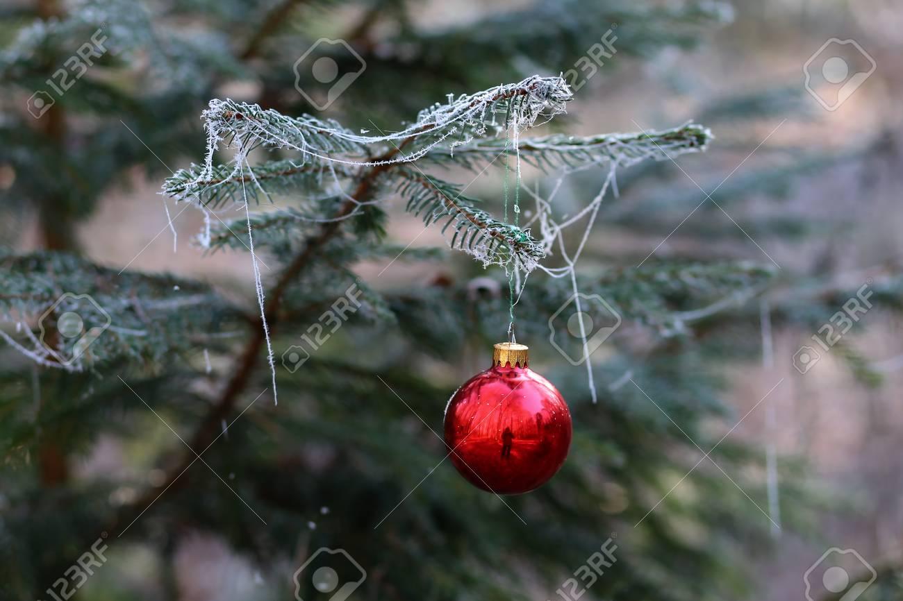 Christmas Toys / Beautiful Christmas and New Years scene Standard-Bild - 88210016