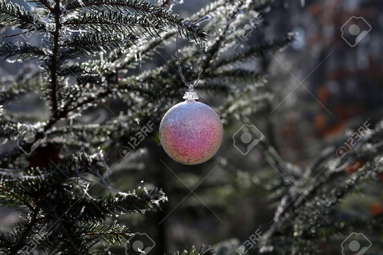 Christmas Toys / Beautiful Christmas and New Years scene Standard-Bild - 88210017