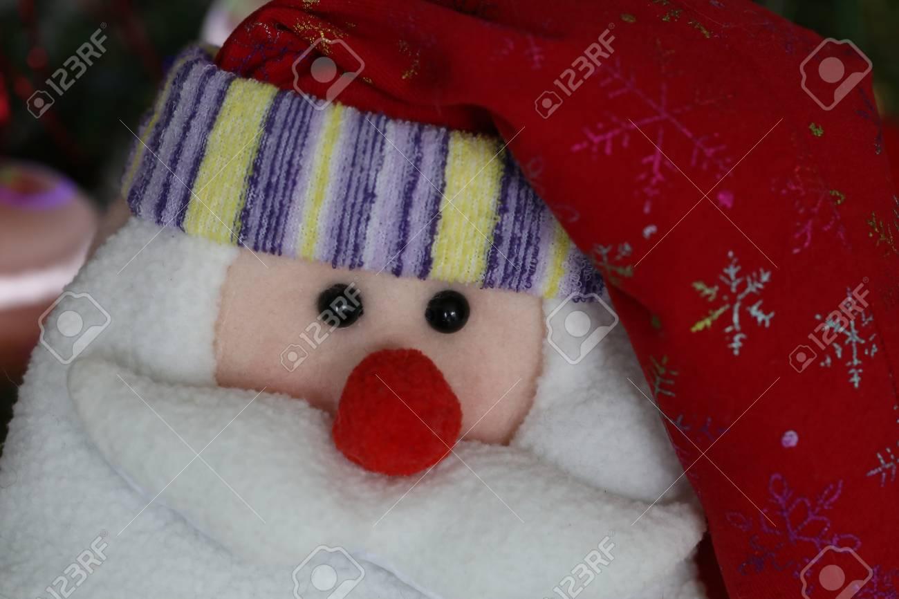 Christmas / Beautiful Christmas and New Years scene Standard-Bild - 93720705