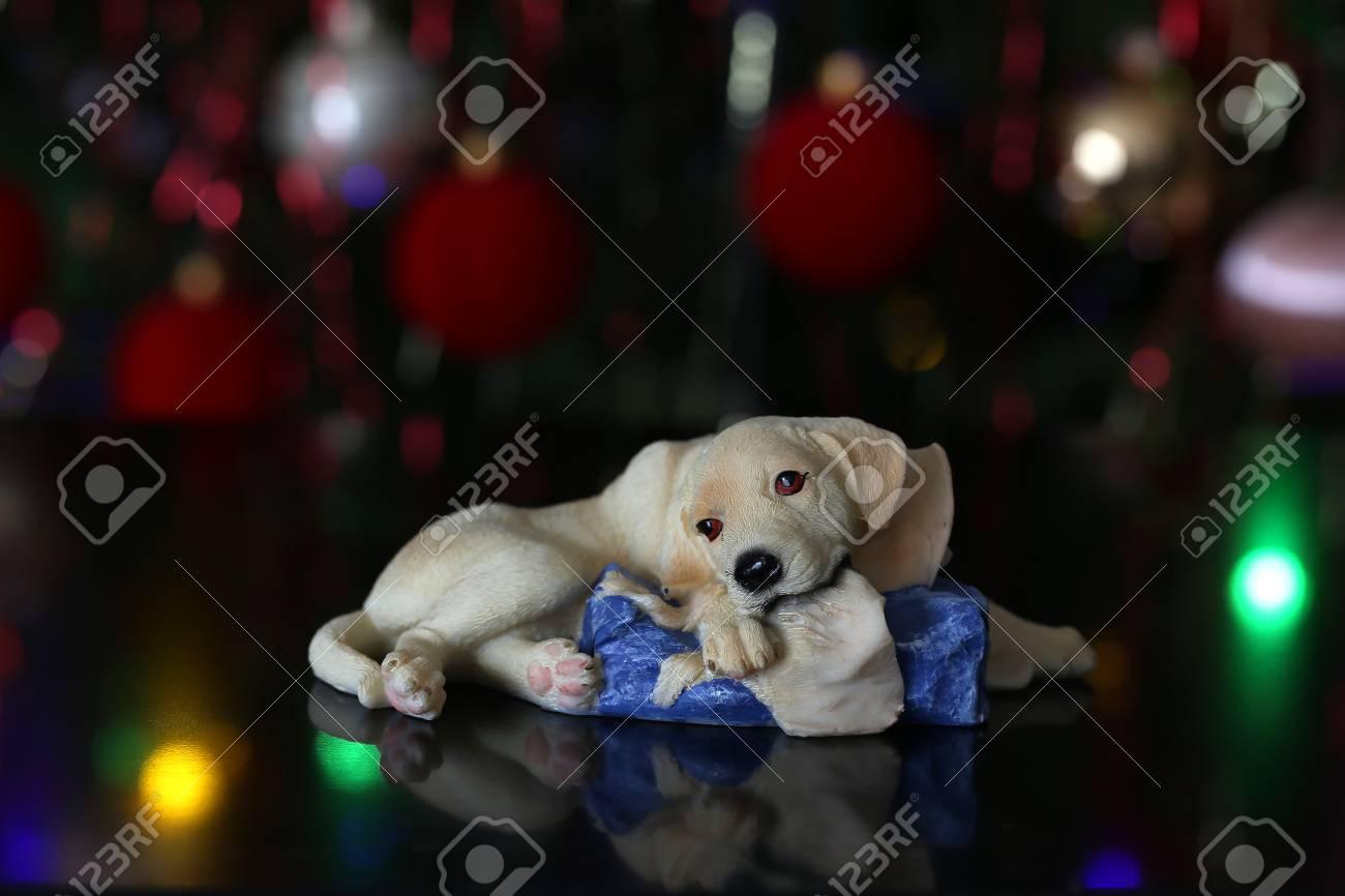 Christmas / Beautiful Christmas and New Years scene Standard-Bild - 93694684