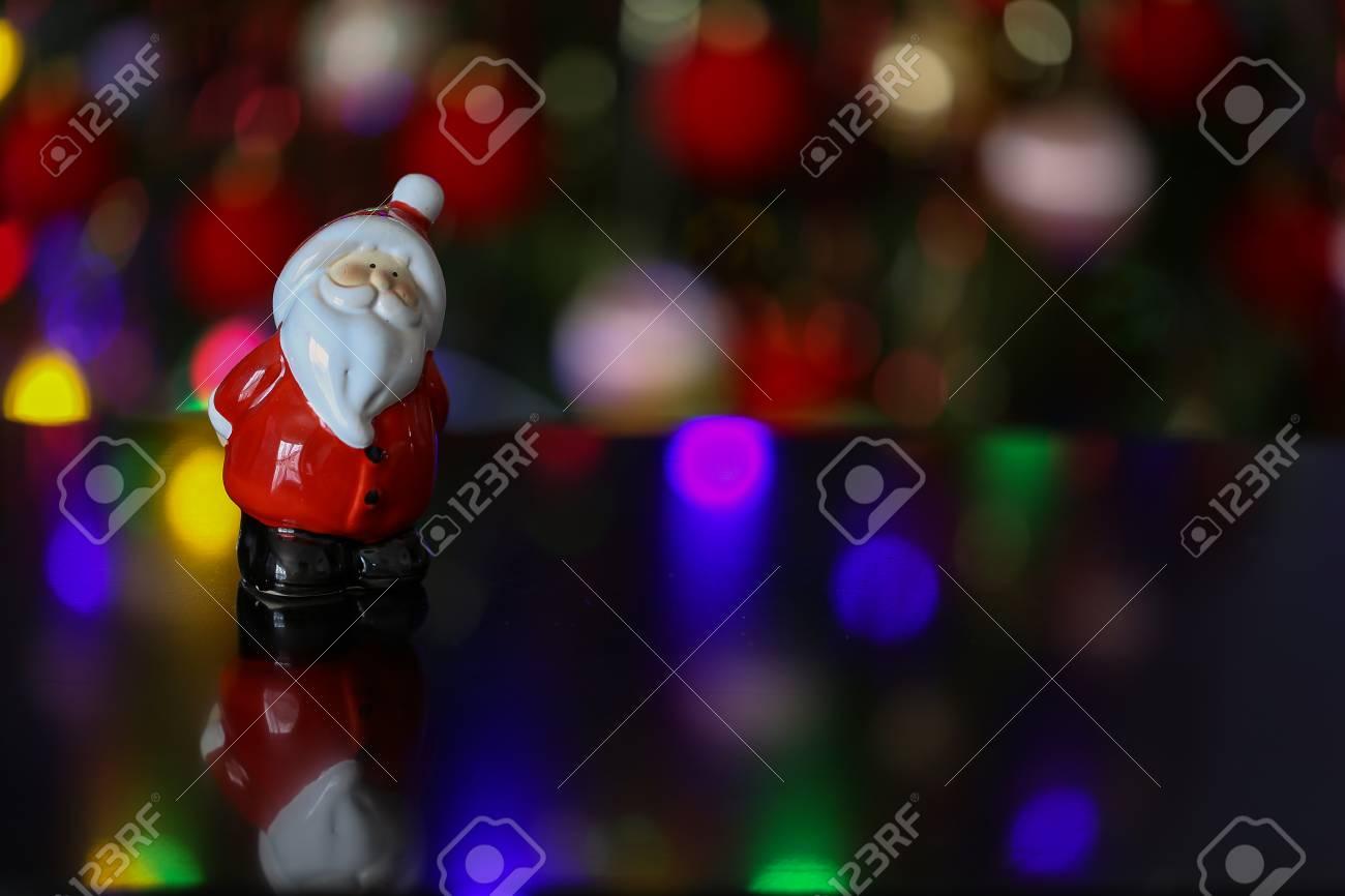 Christmas / Beautiful Christmas and New Years scene Standard-Bild - 93739421