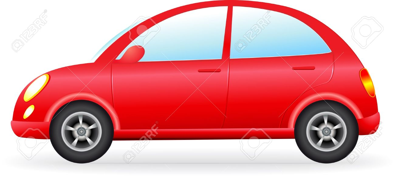 Isolated Retro Red Car Silhouette Detail Royalty Free Cliparts Vectors And Stock Illustration Image 14394595