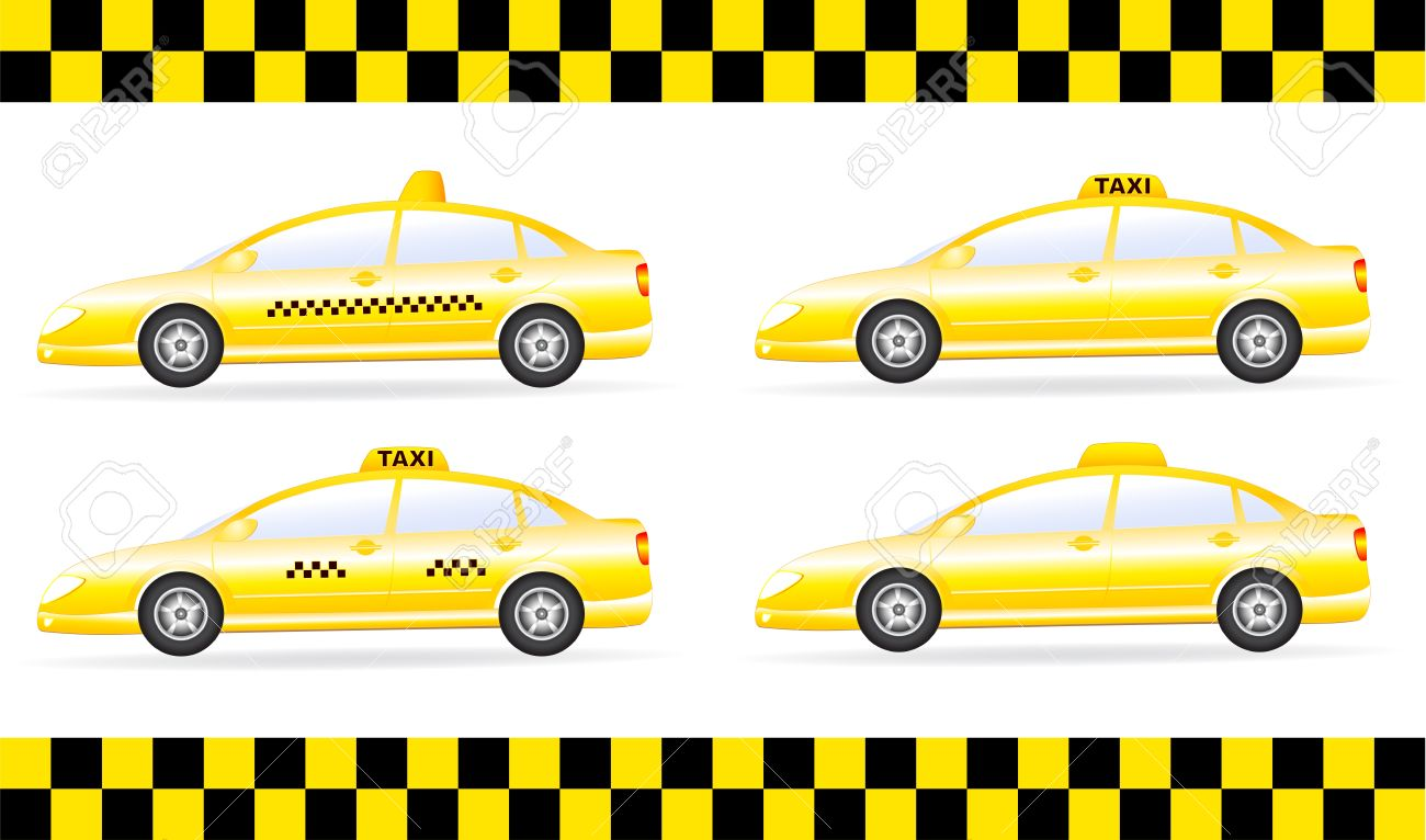 lateral move stock photos pictures royalty lateral move lateral move cabs set and taxi sign on white background