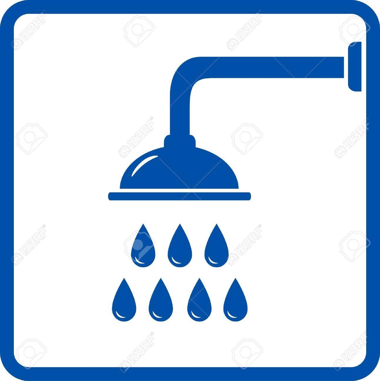 Icon Shower Head Shower Head Graphic Icon