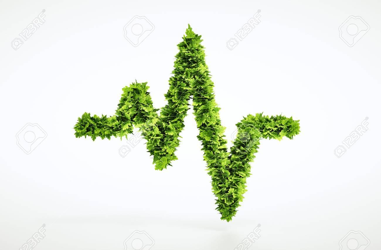Eco life pulse sign - 42022863