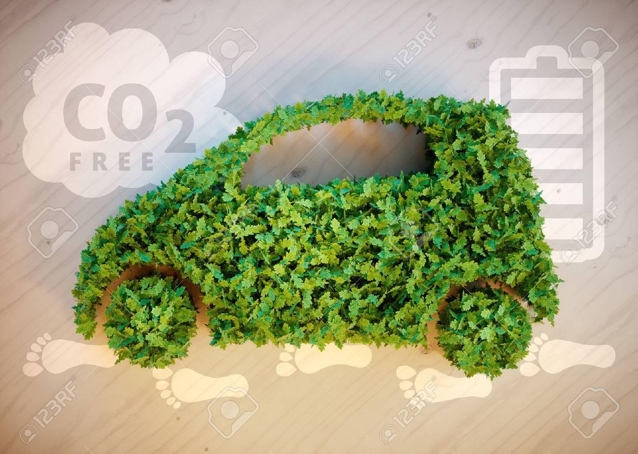 Ecology car concept - 51986799