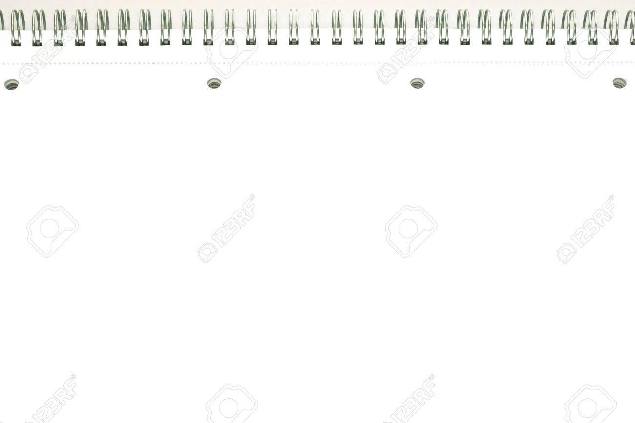Escribir El Libro O Cuaderno, Hoja En Blanco Vacío Para La Escritura ...
