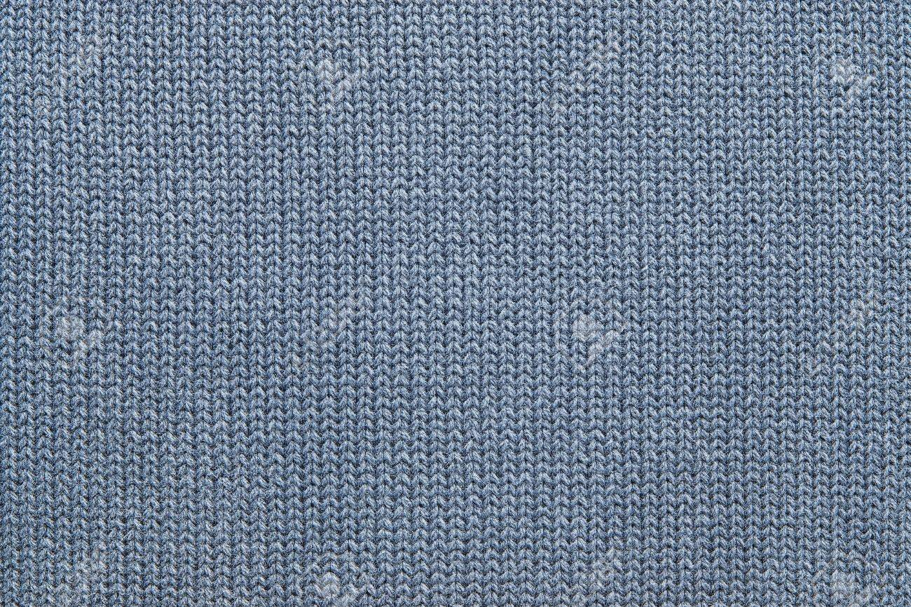 Background Of Abstract Texture Of Woolen Fabric Knitted From ...