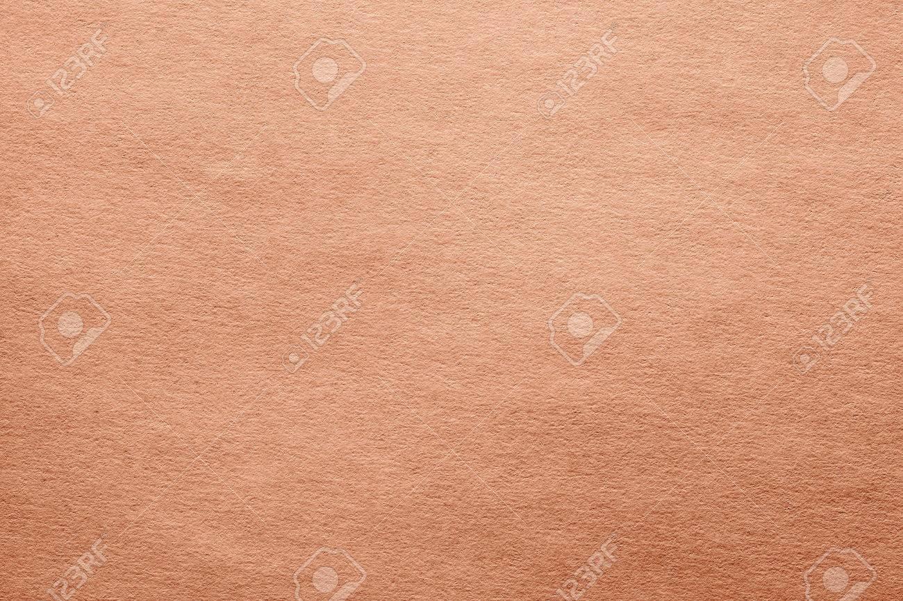 段ボールや紙テラコッタ色の壁紙の背景の葉の表面の質感 の写真素材 画像素材 Image