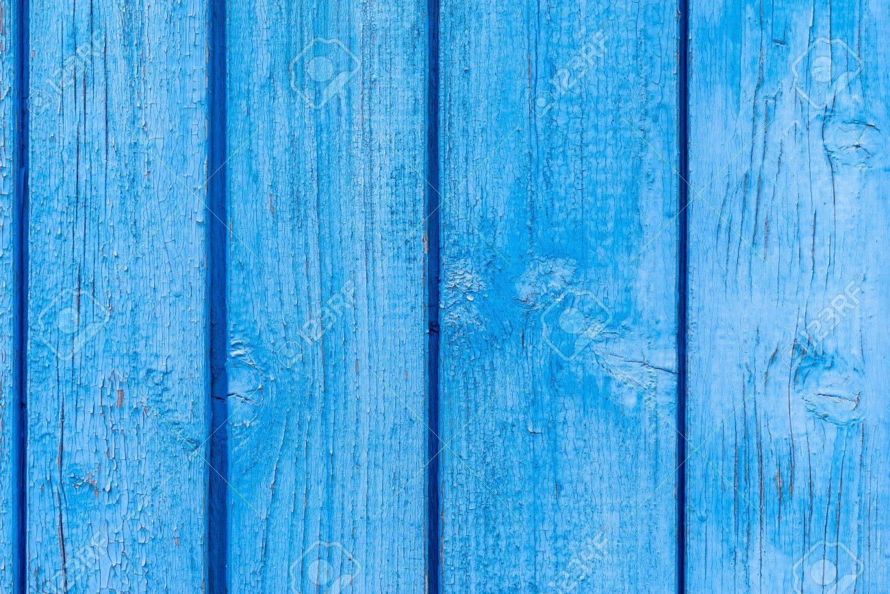 abstract texture of old wooden boards with the exfoliating peel