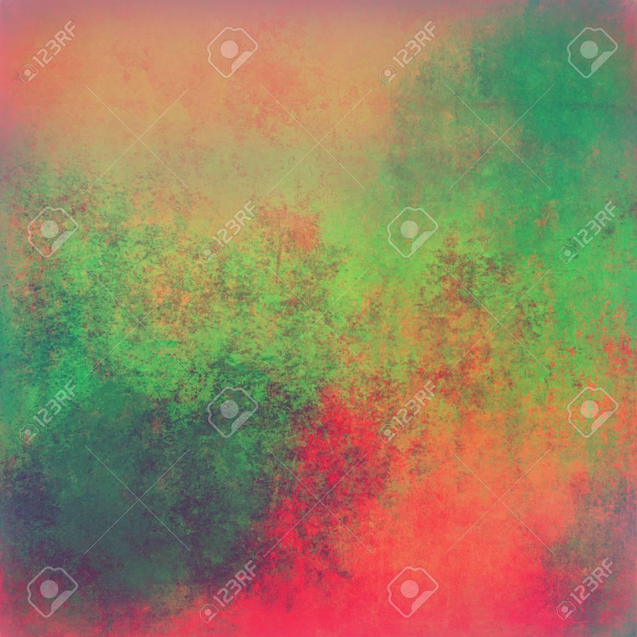 Multicolored abstract vintage background Stock Photo - 23100874