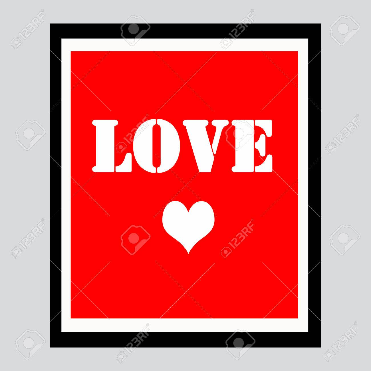 Love quote poster effects poster frame colors background and love quote poster effects poster frame colors background and colors text are editable jeuxipadfo Gallery