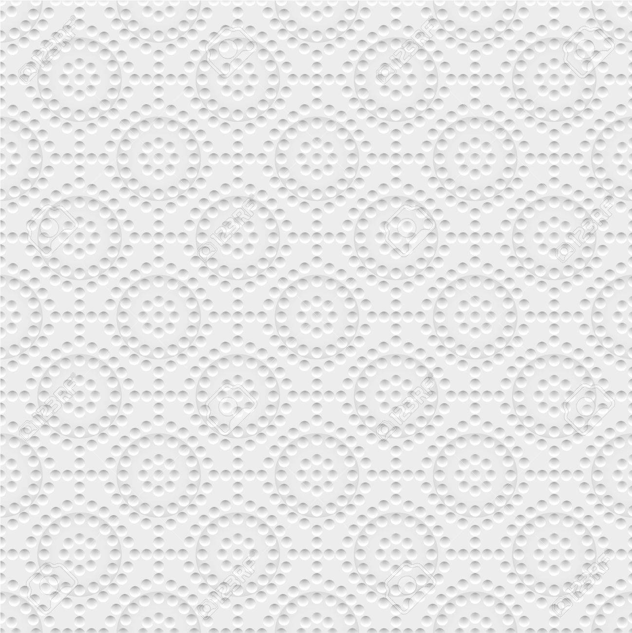 White texture, seamless Paper Stock Vector - 18611267