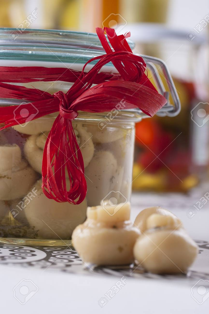 Pickle Jar Winter Ideas Taste Of Summer On Your Table White Stock Photo Picture And Royalty Free Image Image 21487794