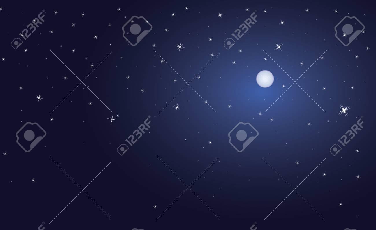 Star on the dark Stock Photo - 13417056
