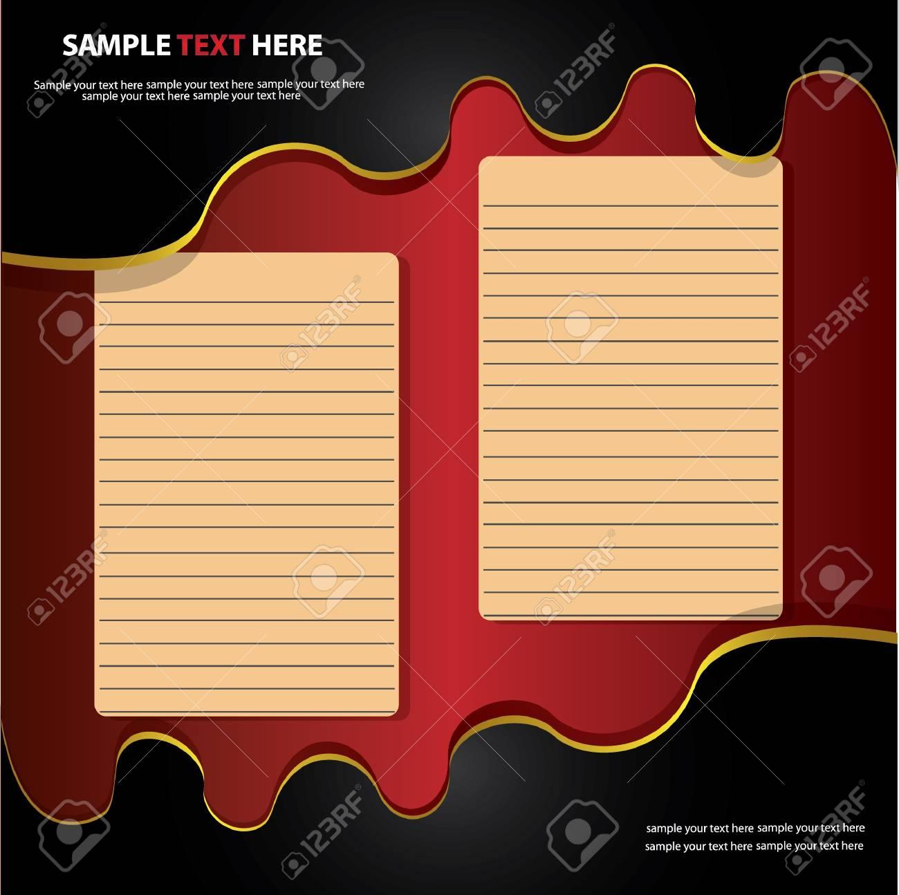 Paper ,Vector Stock Vector - 18625602