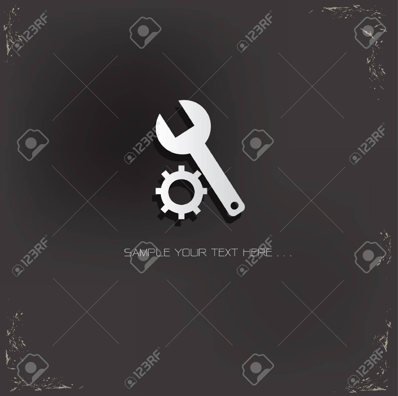 Repair Sign Stock Vector - 19304248