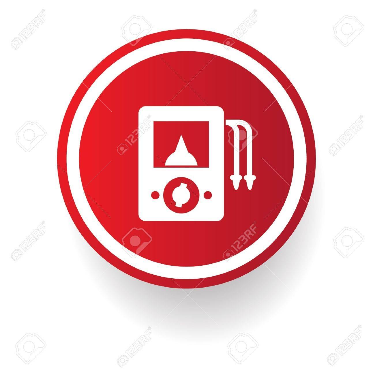 Erfreut Symbol Für Amperemeter Galerie - Elektrische Schaltplan ...