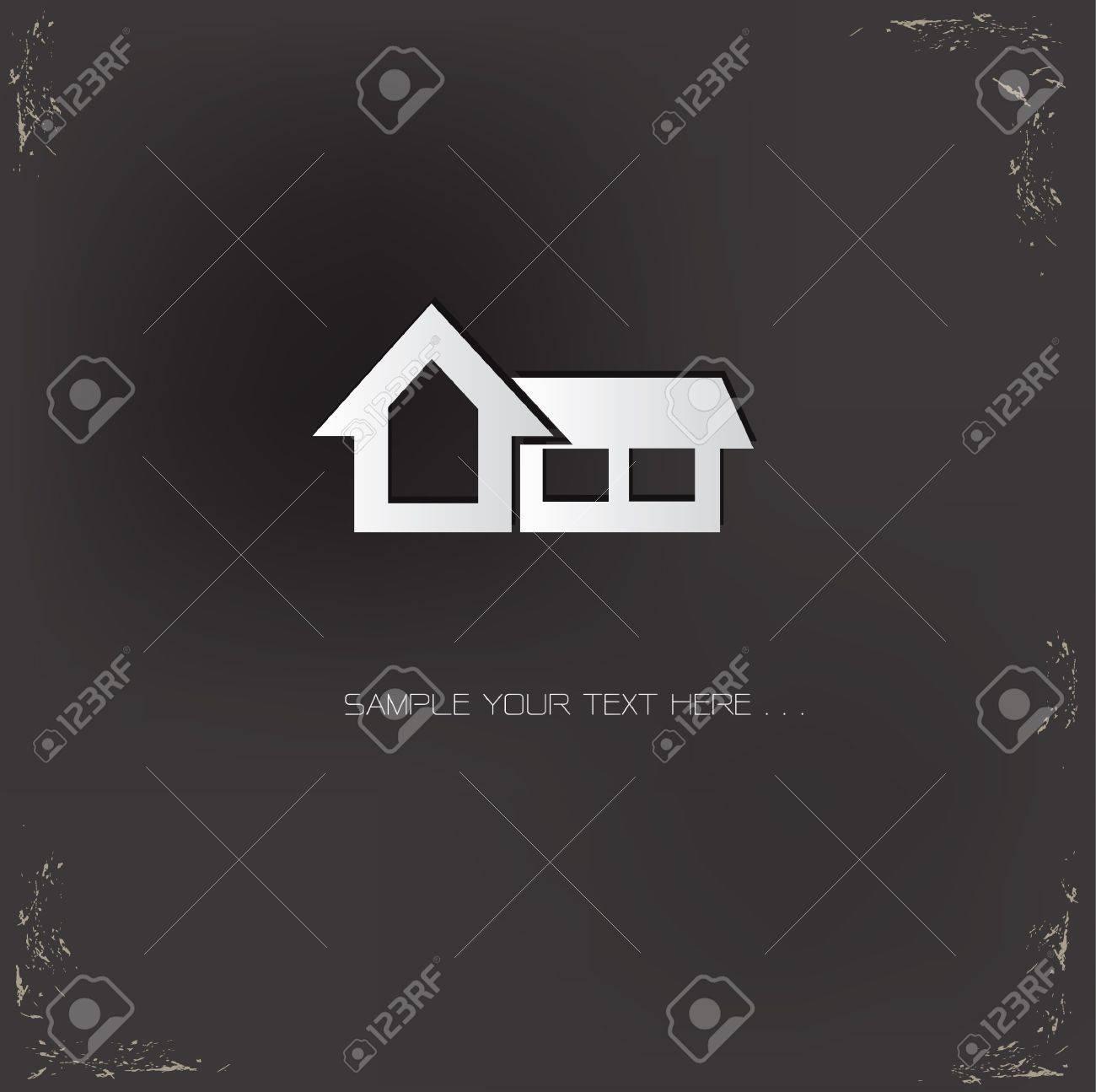 House symbol Stock Vector - 20087132