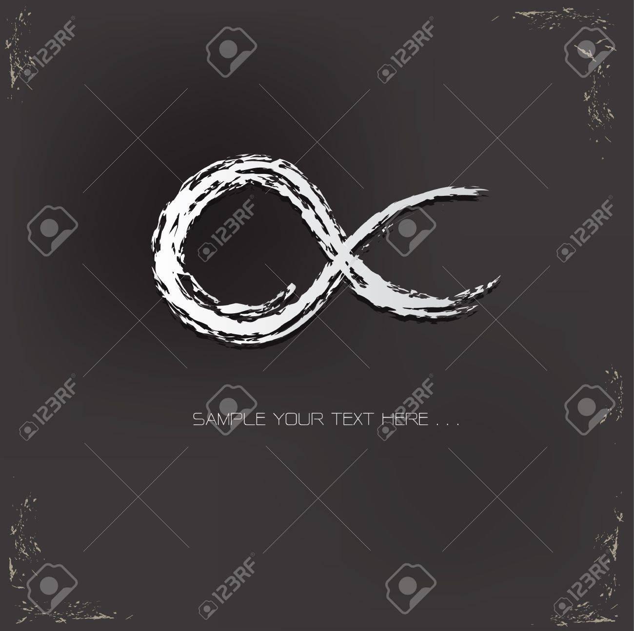 Infinity symbolvector royalty free cliparts vectors and stock infinity symbolvector stock vector 21635517 biocorpaavc