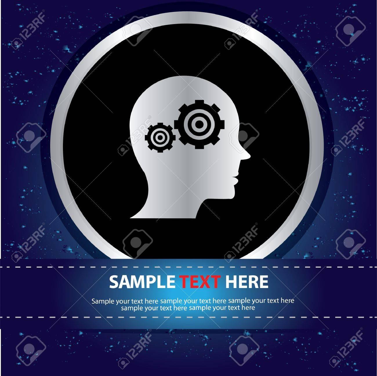 Engineersbrain symbolvector royalty free cliparts vectors and engineersbrain symbolvector stock vector 21569554 biocorpaavc Images