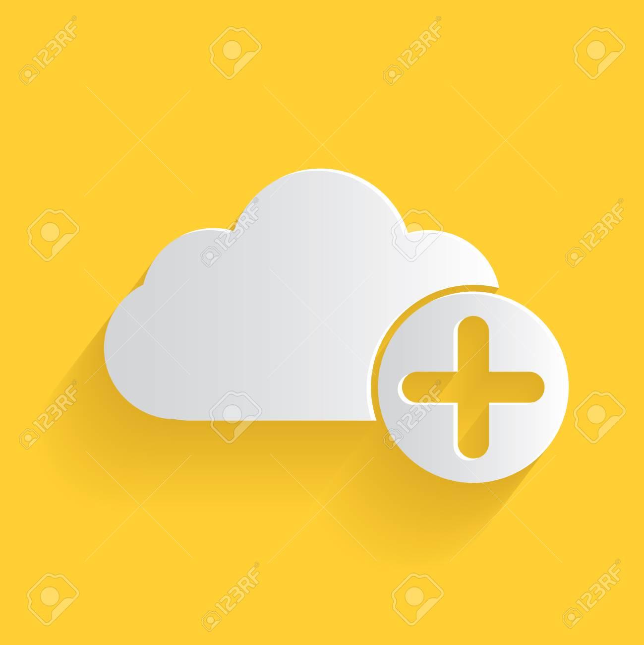 Cloud symbolclean vector royalty free cliparts vectors and cloud symbolclean vector stock vector 31088051 biocorpaavc Gallery