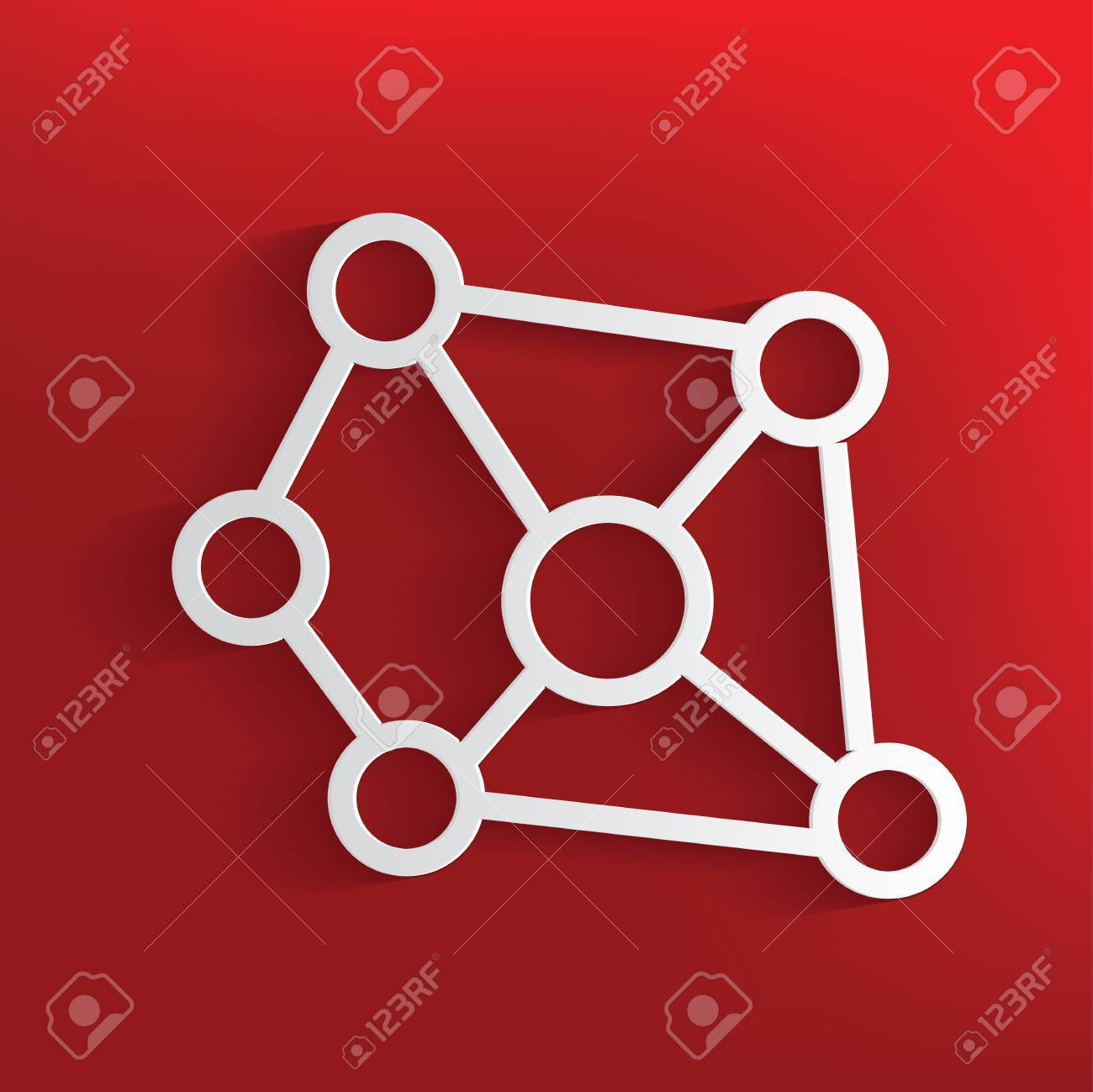 Connection Symbol,clean Vector Royalty Free Cliparts, Vectors, And ...