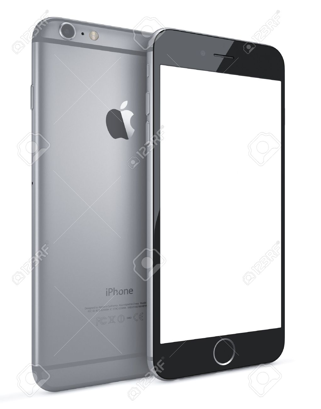 buy popular ddced b683b Apple Space Gray iPhone 6 Plus with blank screen.The new iPhone..