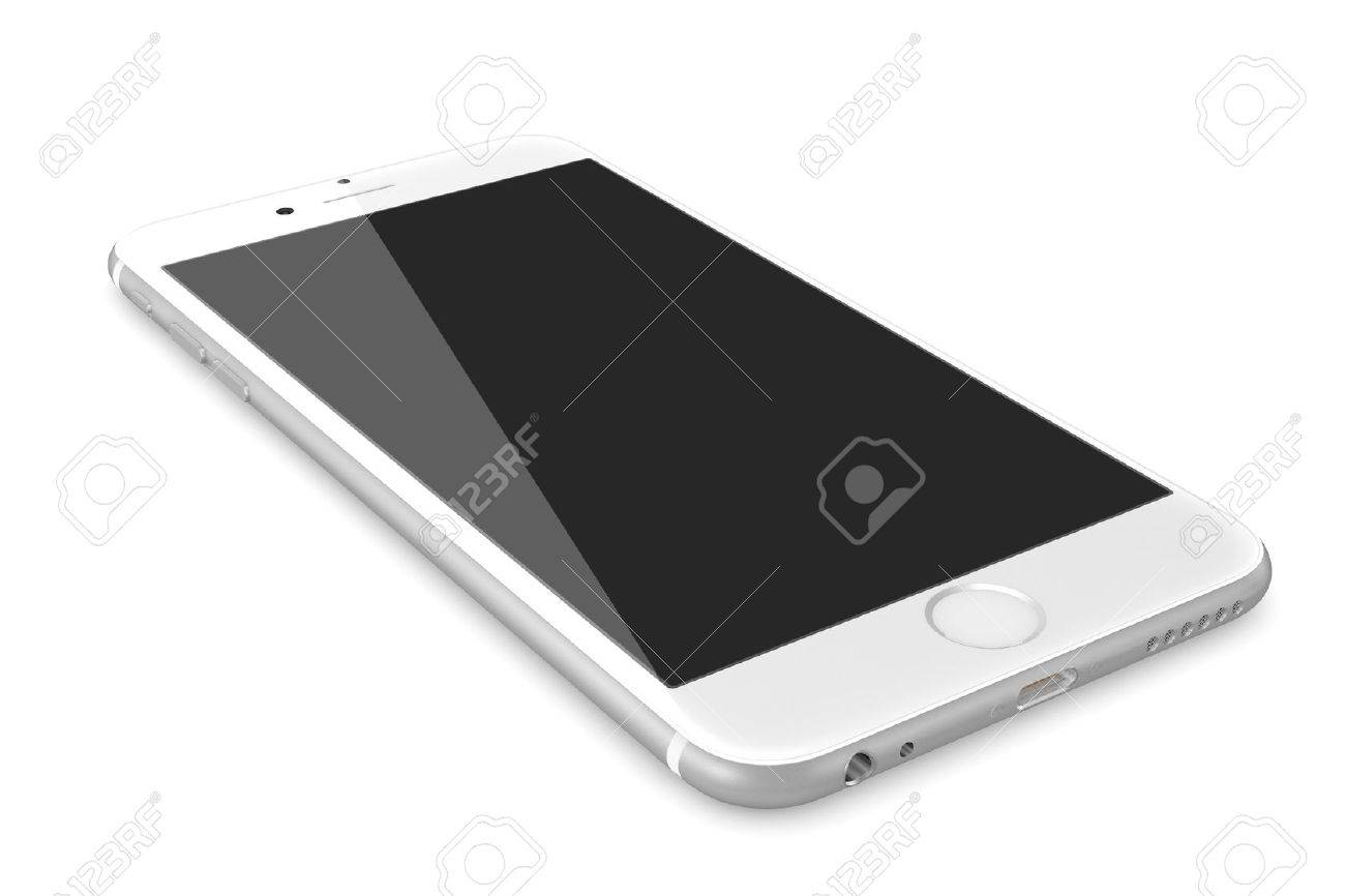 Apple space gray iphone 6 plus with blank screene new iphone apple space gray iphone 6 plus with blank screene new iphone with higher thecheapjerseys Gallery