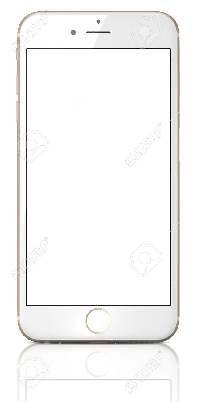 online store 7d5e7 b46f9 Apple Gold iPhone 6 Plus with white blank screen.The new iPhone..